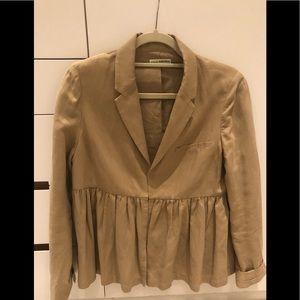 Ulla Johnson Amadie Peplum jacket size 6